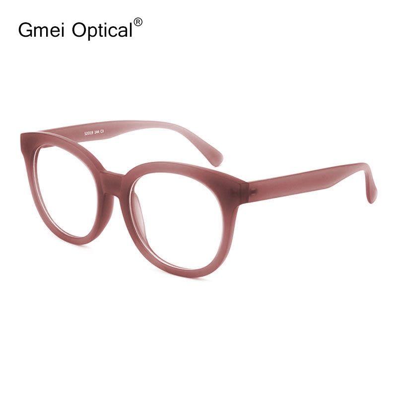 Mais recentes Moda Ultraleve Rodada Quadro Optical Óculos Para Óculos de  Prescrição das Mulheres À Moda 9eae1c042d