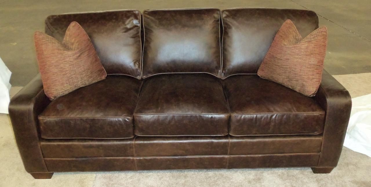 bentley home brown loveseat shipping product free leather garden premium grain today overstock chair wingback sofa top and