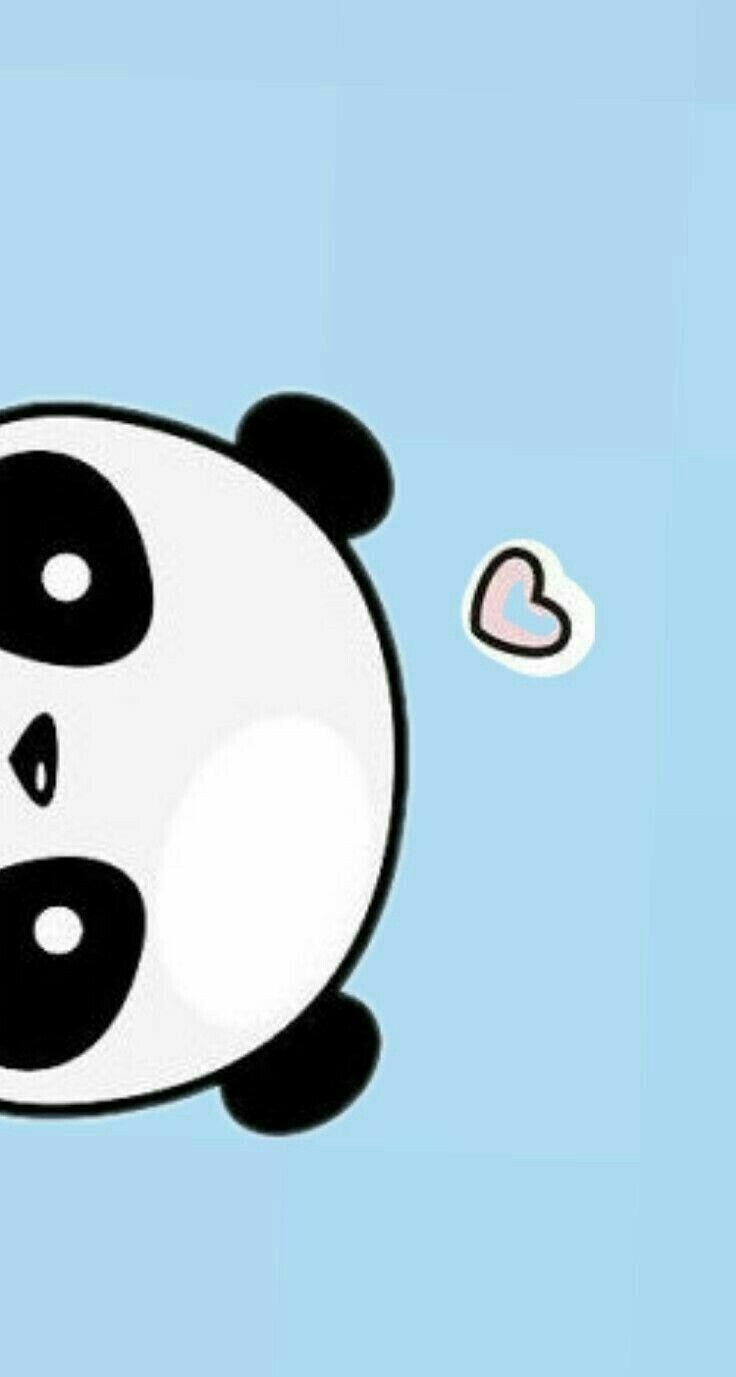 Pin By Diana Ramadhanty On رمزياتsymbols Cute Panda Wallpaper Panda Wallpaper Iphone Panda Wallpapers