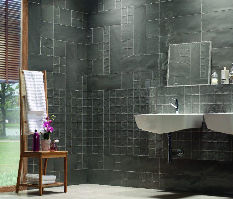 badezimmer fliesen  inspiration mit bildern