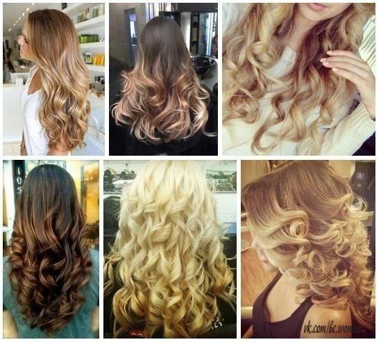 Cute curls)))