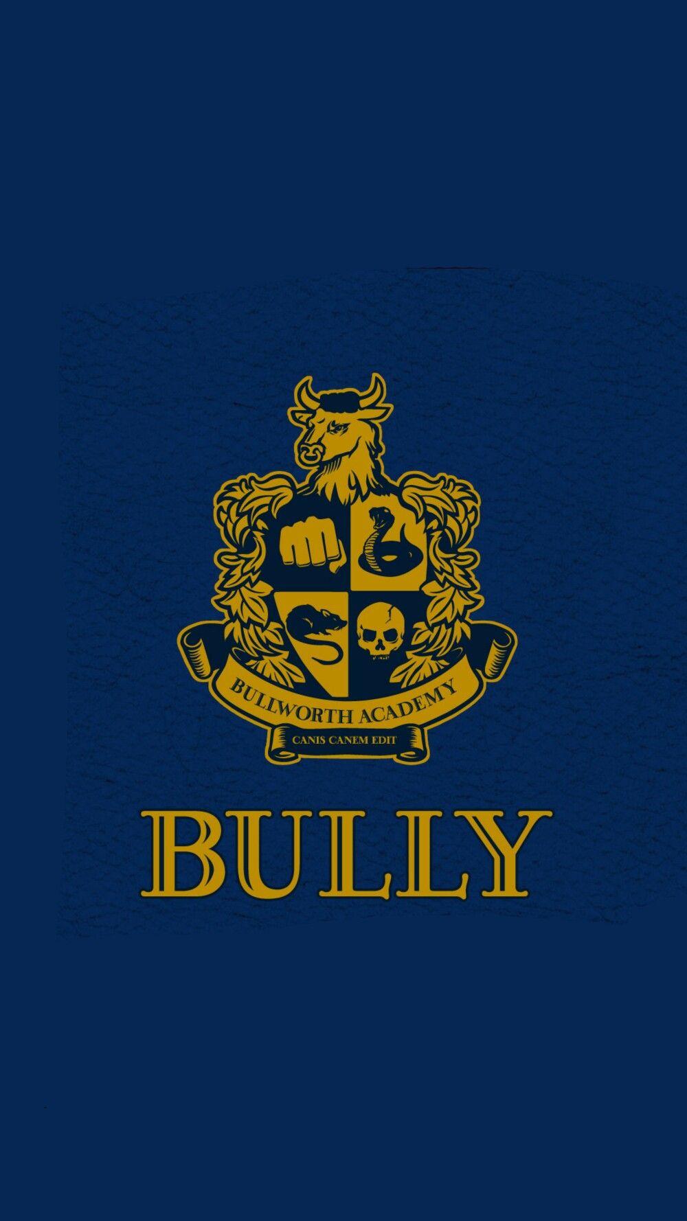 Bully Wallpaper For Iphone Android Em 2020 Bullying Jogo Arte De Jogos Jogos De Videogame