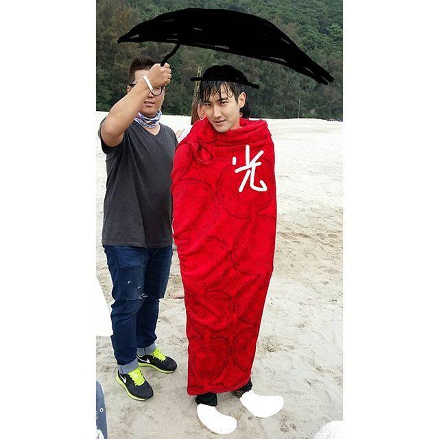 베이하이의 추억 🇨🇳😜😋👅 #송매#최시원#시원시원#물에젖은#비광#ㅋㅋㅋㅋㅋ#맘에드시죠#나의포샵은나날이발전한다#발봐