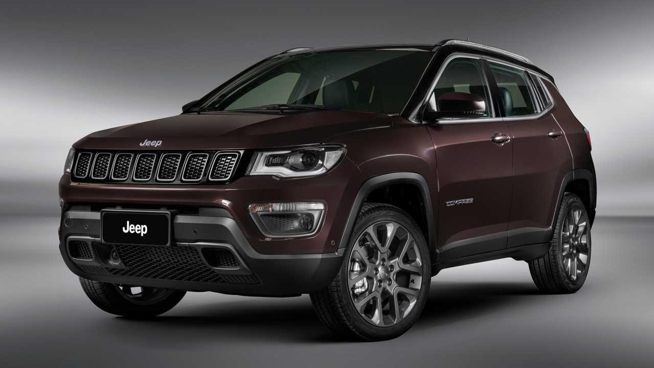 Jeep Compass S Nova Serie Especial Mais Equipada Chega Por R