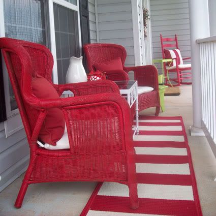 17 Best Ideas About Painting Wicker Furniture On Pinterest | Painted Wicker  Furniture, Painted Wicker