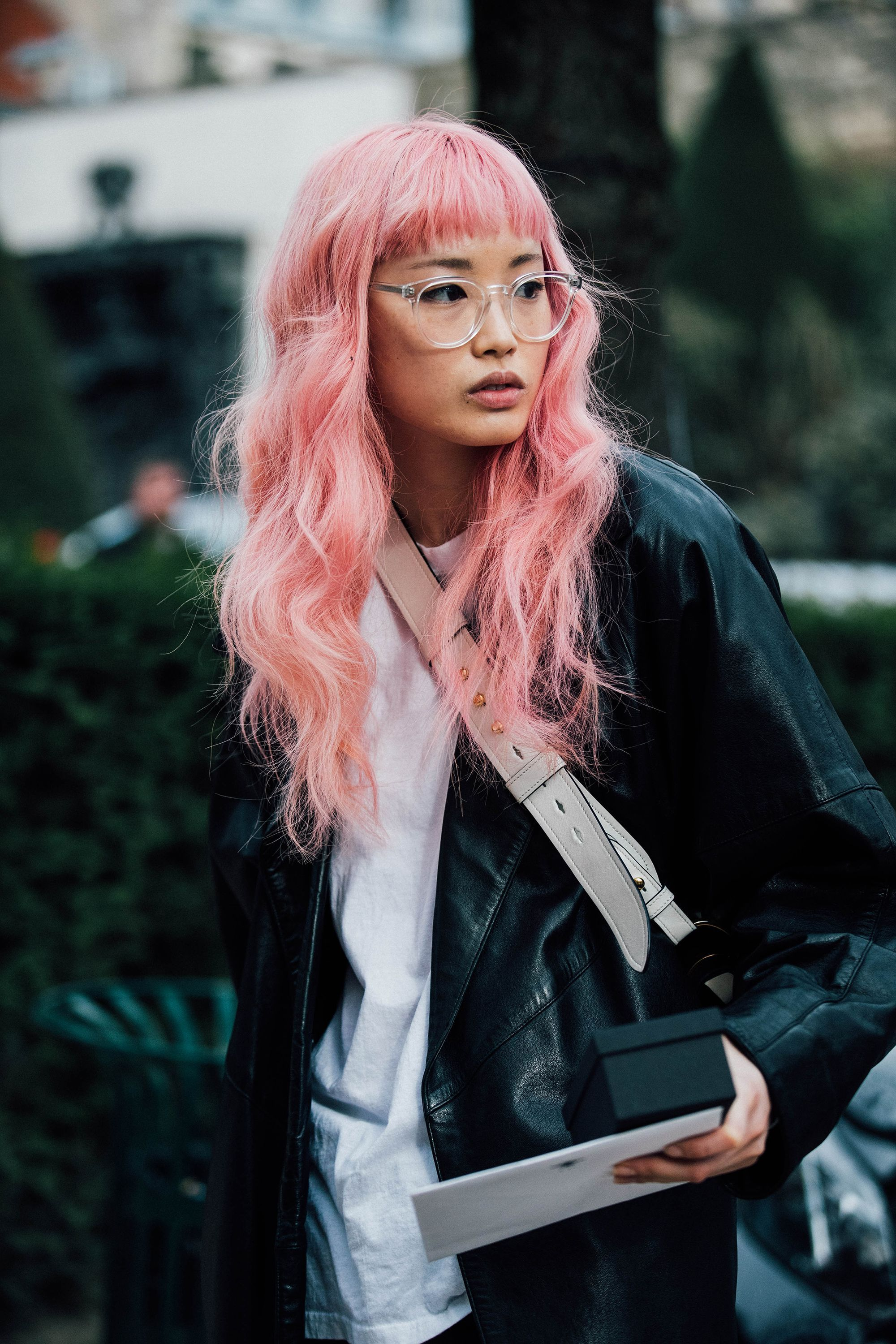 Beautiful Hair Trends And The Hair Color Ideas Ph Pink Hair And