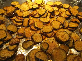 Marinated broiled eggplant @Terisa Chevreaux-Pittaway Lovers Kitchen