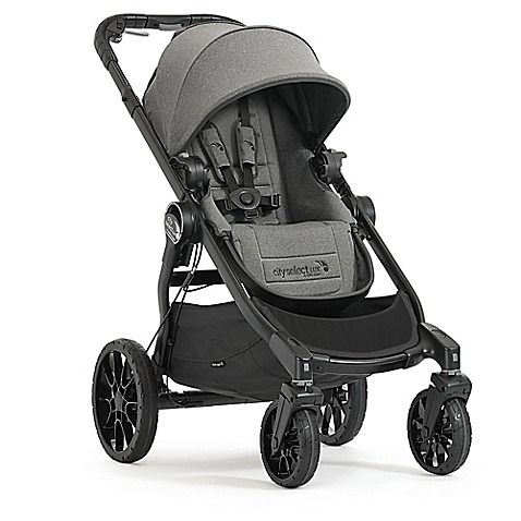 The All Terrain 2017 City Select Lux Stroller By Baby