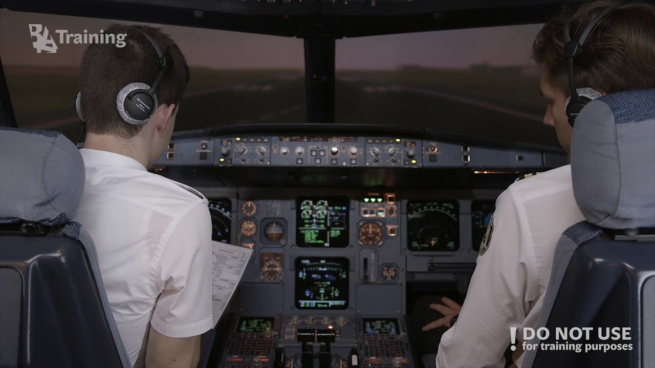 ECAM – electronic centralised aircraft monitor – was