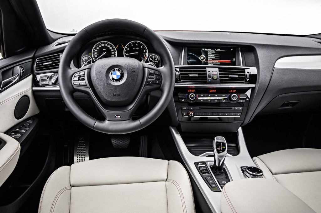 2016 Bmw X4 2 0d Xdrive Review Baby X6 For The Price Of The