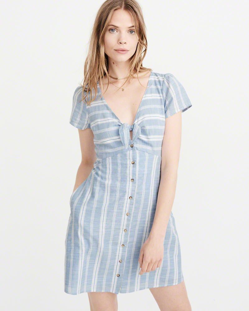 875b36f5d78 A F Women s Knot Front Dress