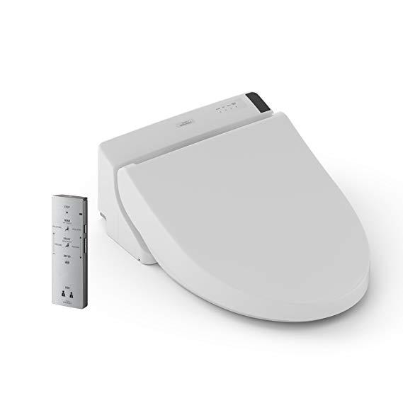 Toto Sw2044 01 C200 Washlet Electronic Bidet Toilet Seat With