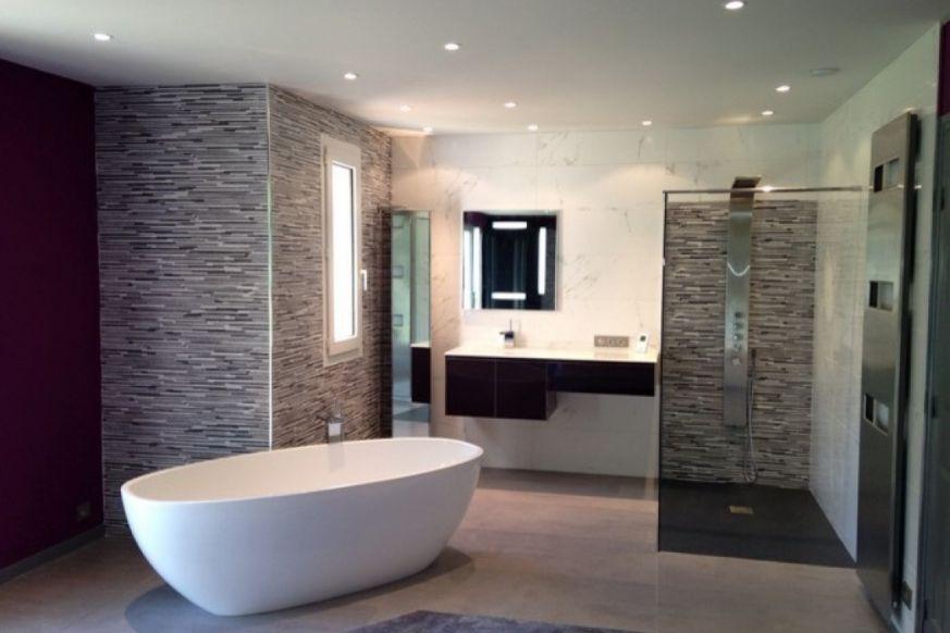 Salle de bain contemporaine Salle de bain Pinterest
