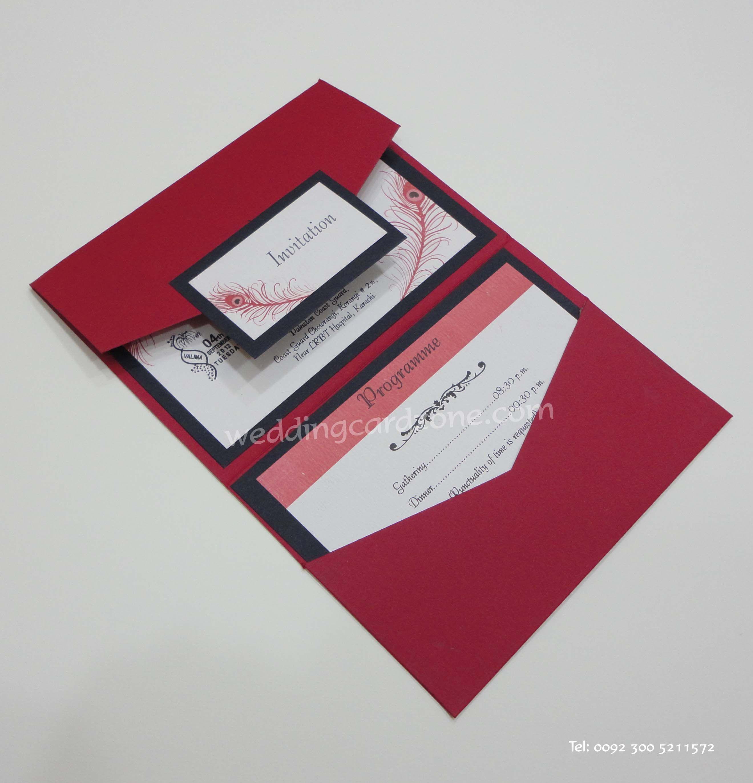 Pakistani Wedding cards Wedding Cards Collection Pakistan