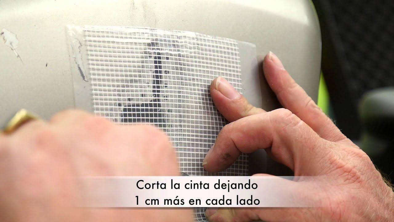 Soldadura De Plásticos Soldadura Reparación Fibra De Vidrio