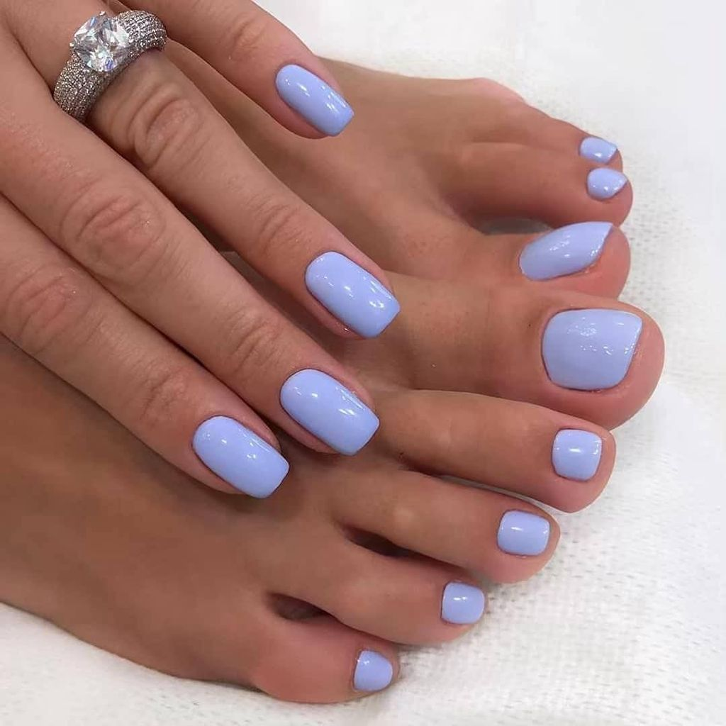 48+ Best Summer Toe Nail Design Ideas For Exceptional Look 2020