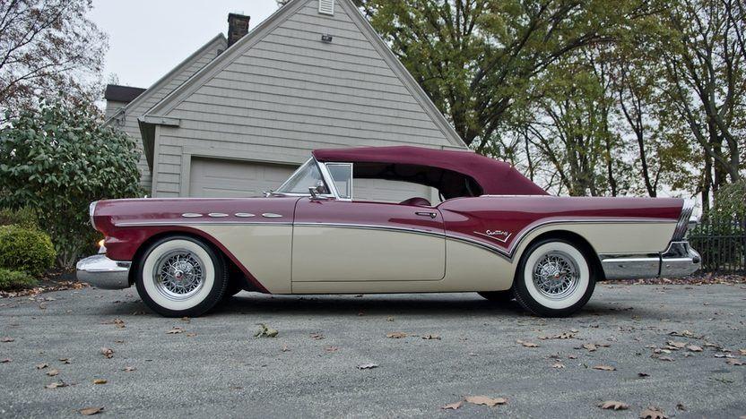 1957 Buick Century Convertible | T275 | Kissimmee 2013 | Mecum Auctions