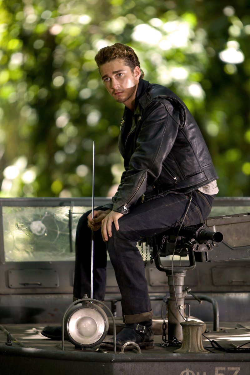 """Still of Shia LaBeouf in """"Indiana Jones and the Kingdom of ..."""