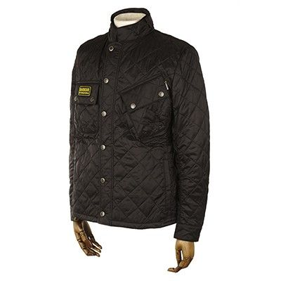 Barbour International Tankerville Jacket Black - Brands