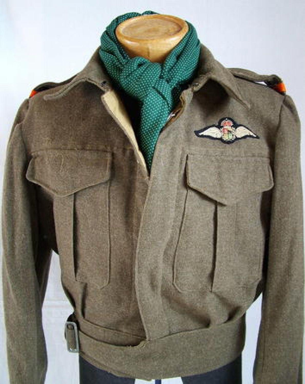 SAAF Pilot's Battledress Blouse in South african air
