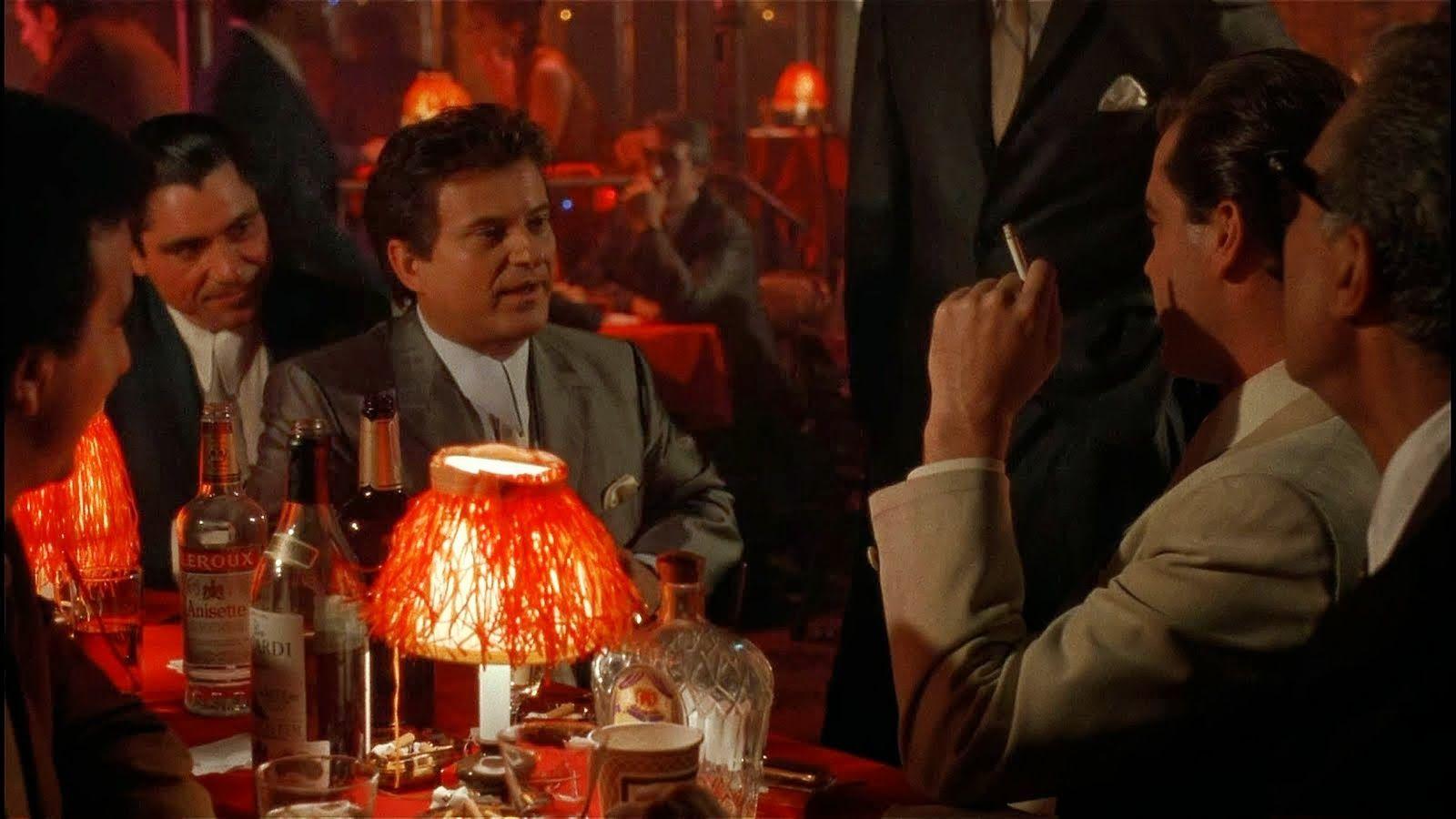Joe Pesci Is A Crazy Man Uno De Los Nuestros Goodfellas Unodelosnuestros Goodfellas Thegoodfellas Robertd Goodfellas Movie Scenes Joe Pesci Goodfellas