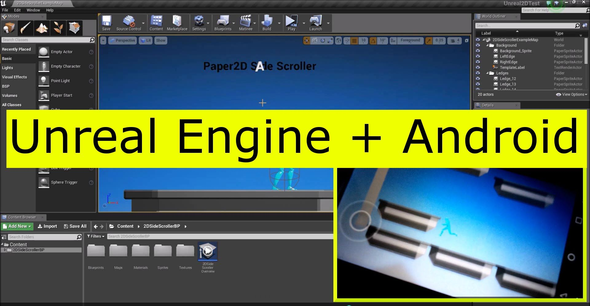 Android game development process with unreal engine 4 setup setup android environment to develop mobile games with unreal engine this video tutorial shows how to install android sdk android ndk jdk etc baditri Choice Image