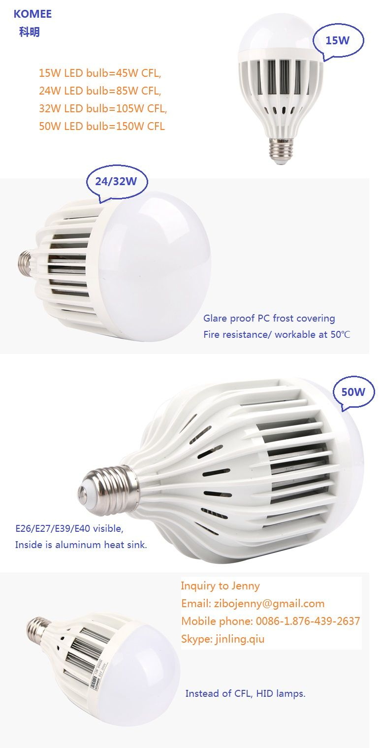 15w 24w 32w 50w Led Bulb Instead Of 45w 85w 120w 150w Cfl Energy Saving Lamps Ac 85 265v Inqiury To Me Zibojenny Gmail Led Bulb Energy Saving Lamp Bulb