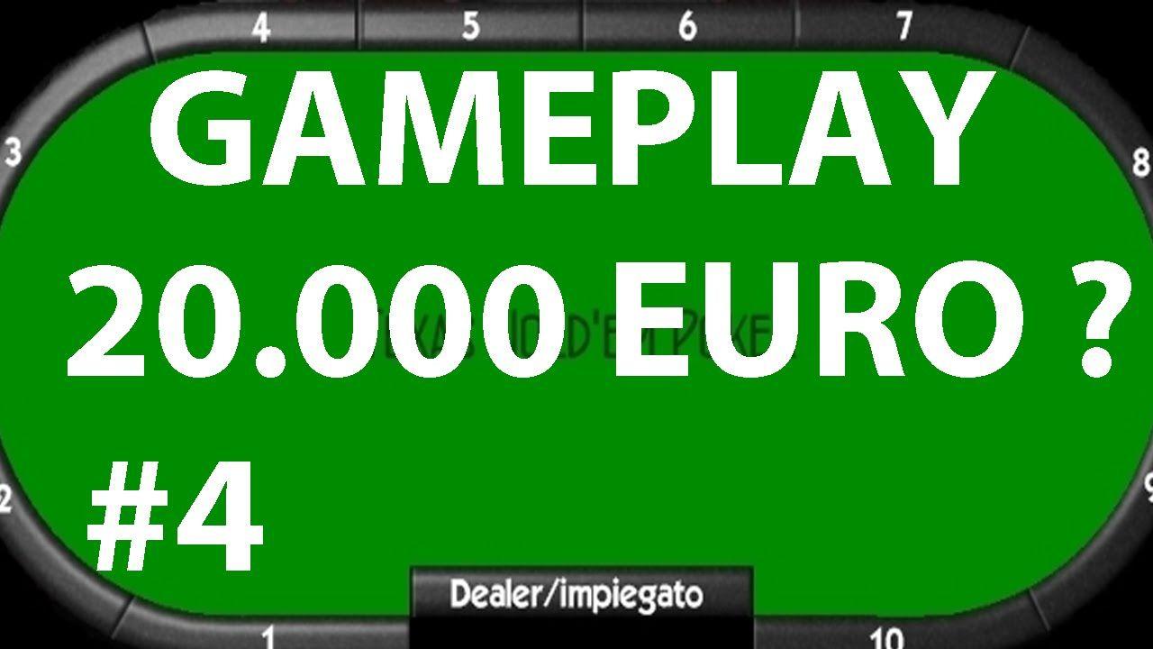 online poker 4 euro einzahlen