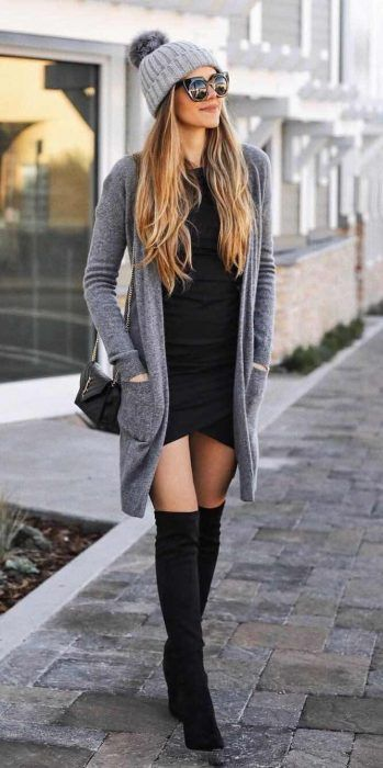marvelous outfits vestidos invierno 2019 2017
