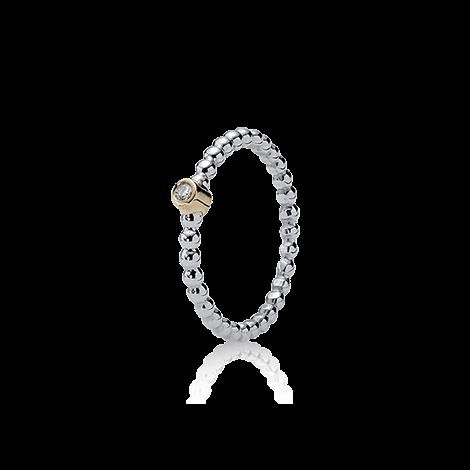 anillo burbujas pandora