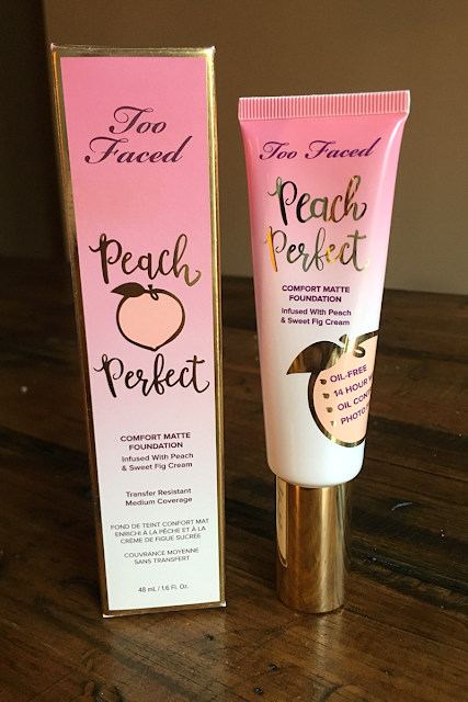 Too Faced peach foundation review Too faced peach, Too