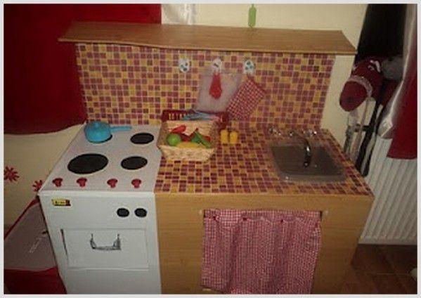 Comment fabriquer une cuisine pour petite fille gallery - Fabriquer cuisine pour petite fille ...