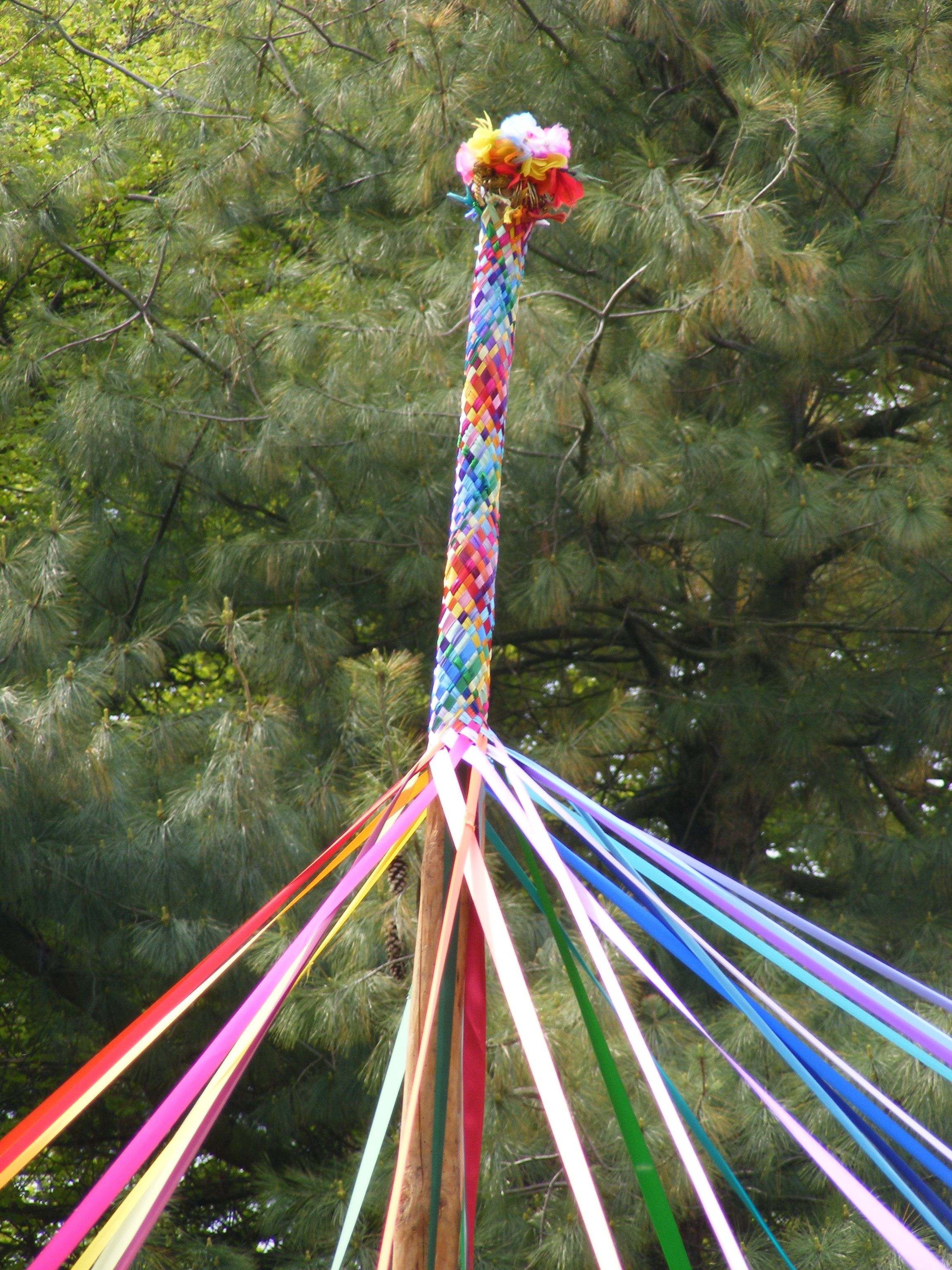 Dancing the Maypole – A History of Beltane/May Day, part three ...