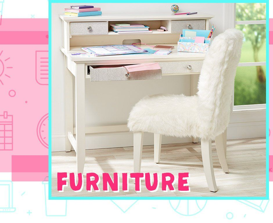 Your Space Justice Girls Room Decor Furniture House Chores