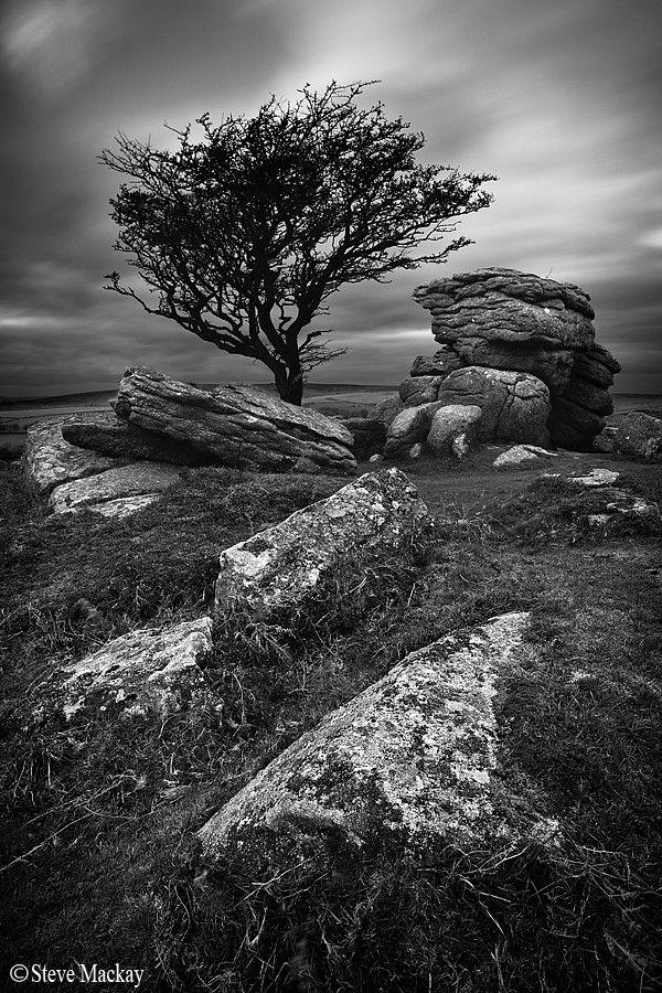 Saddle Tor, Dartmoor by Steve Mackay on 500px