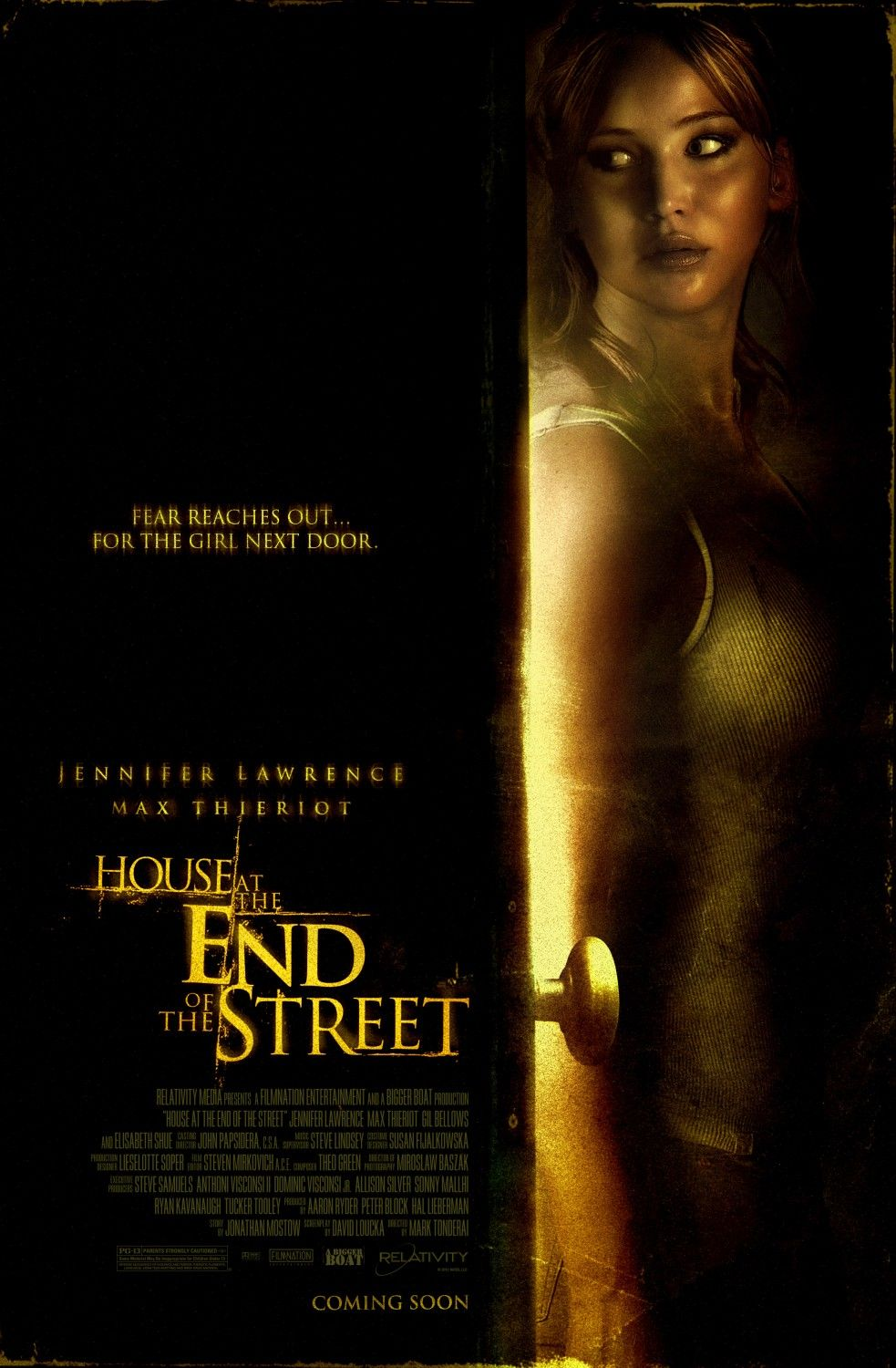 House at the End of the Street Rotten Tomatoes Scary