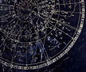 blue, aesthetic, and astrology image #astrologyaesthetic