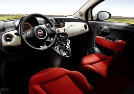 The interior is so flashy!!