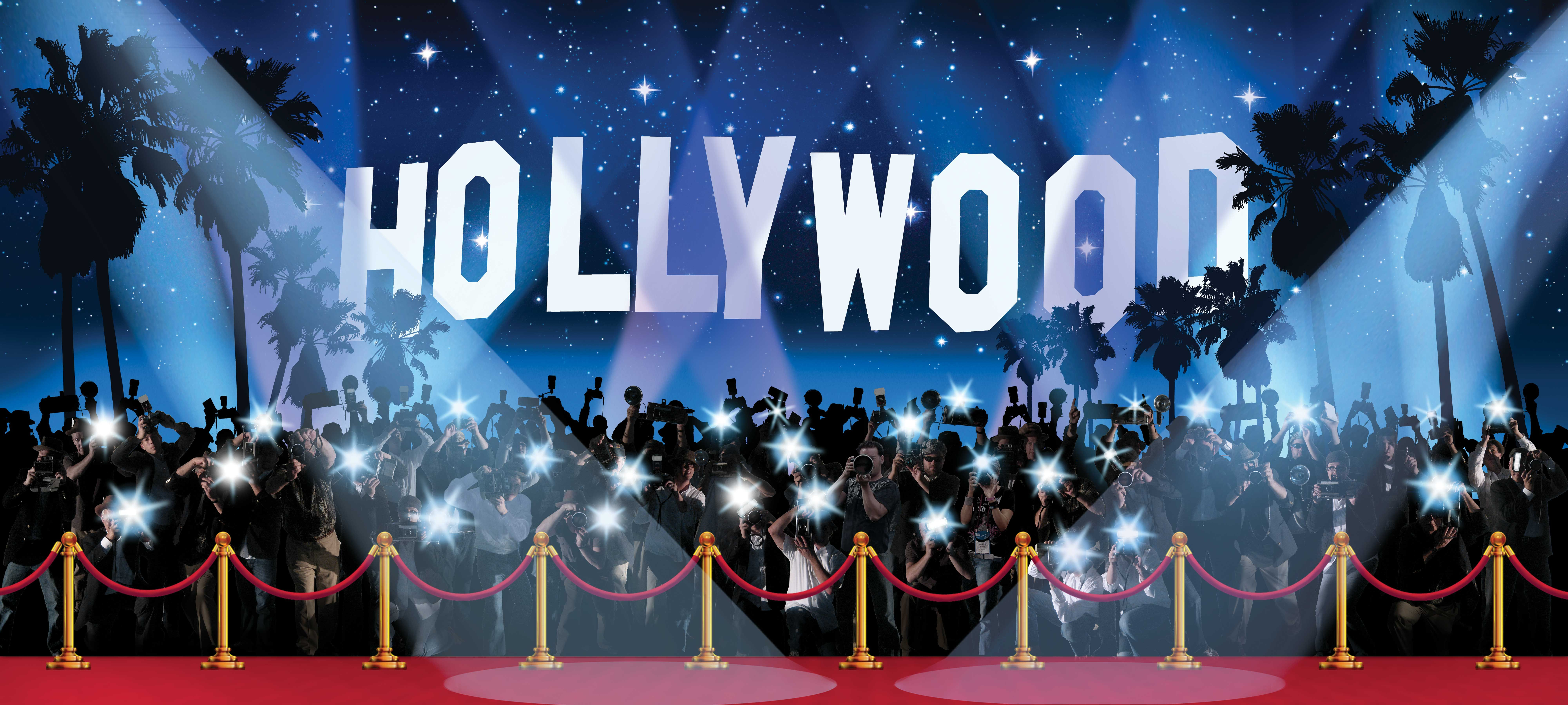 hollywood sign red carpet background | galleryhip - the