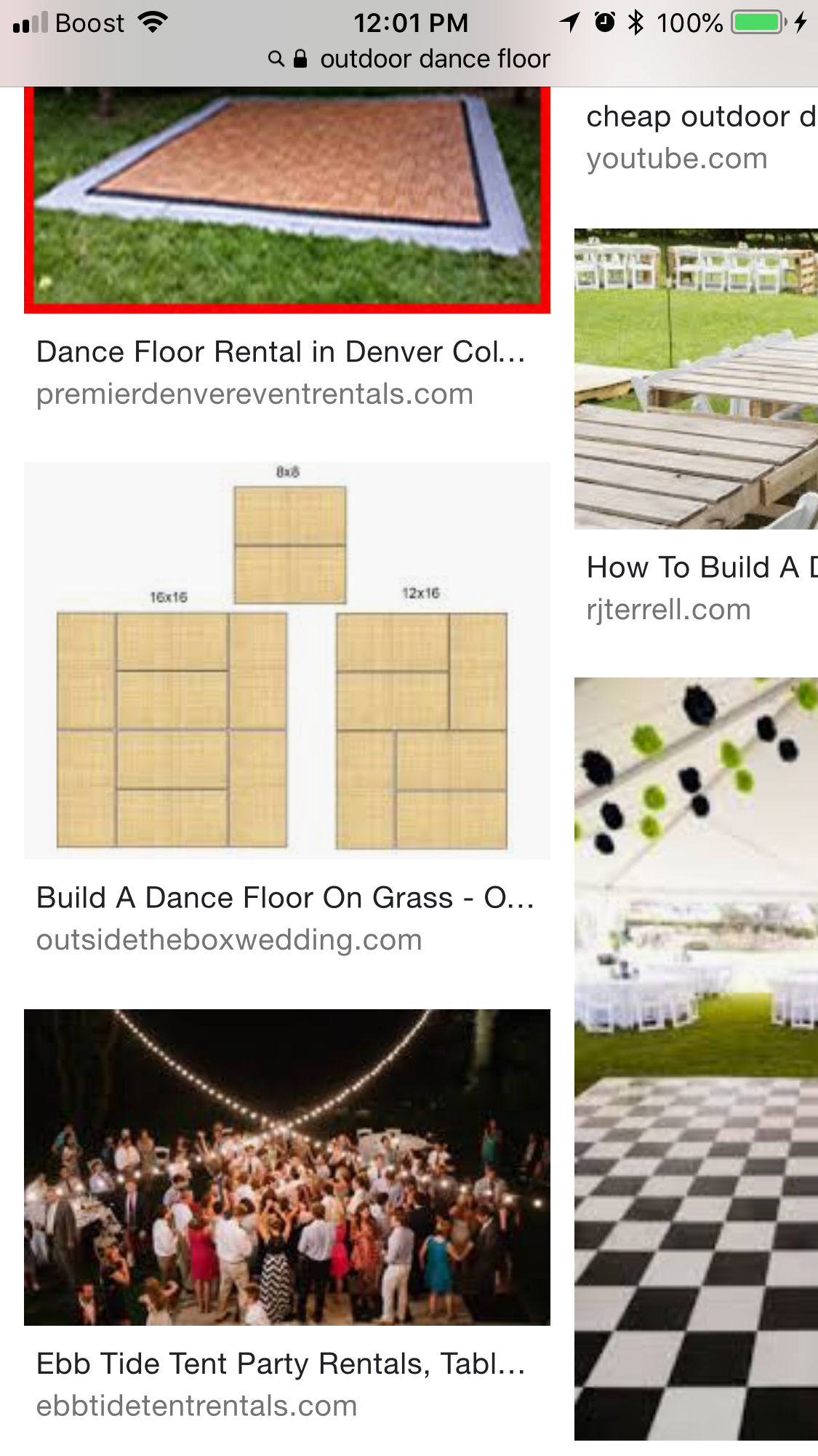 Pin By Suzanne Smith On Wedding Dance Outdoor Dance Floors Dance Floor Rental Party Tent