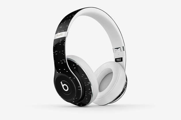 Beats By Dre X Pigalle Beats Studio Wireless Matte Black Beats Headphones Wireless Headphones