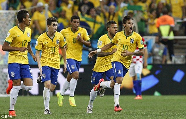 The Brazil national team is selected by its commercial partners, according to the bombshel...