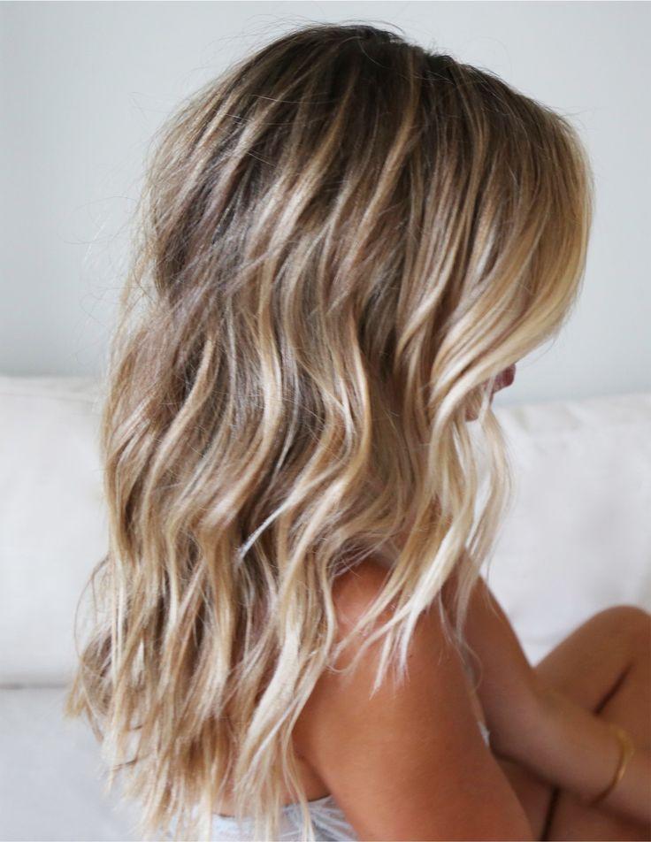 Romantic Waves Hair Tutorial — Caitlin Confidentia