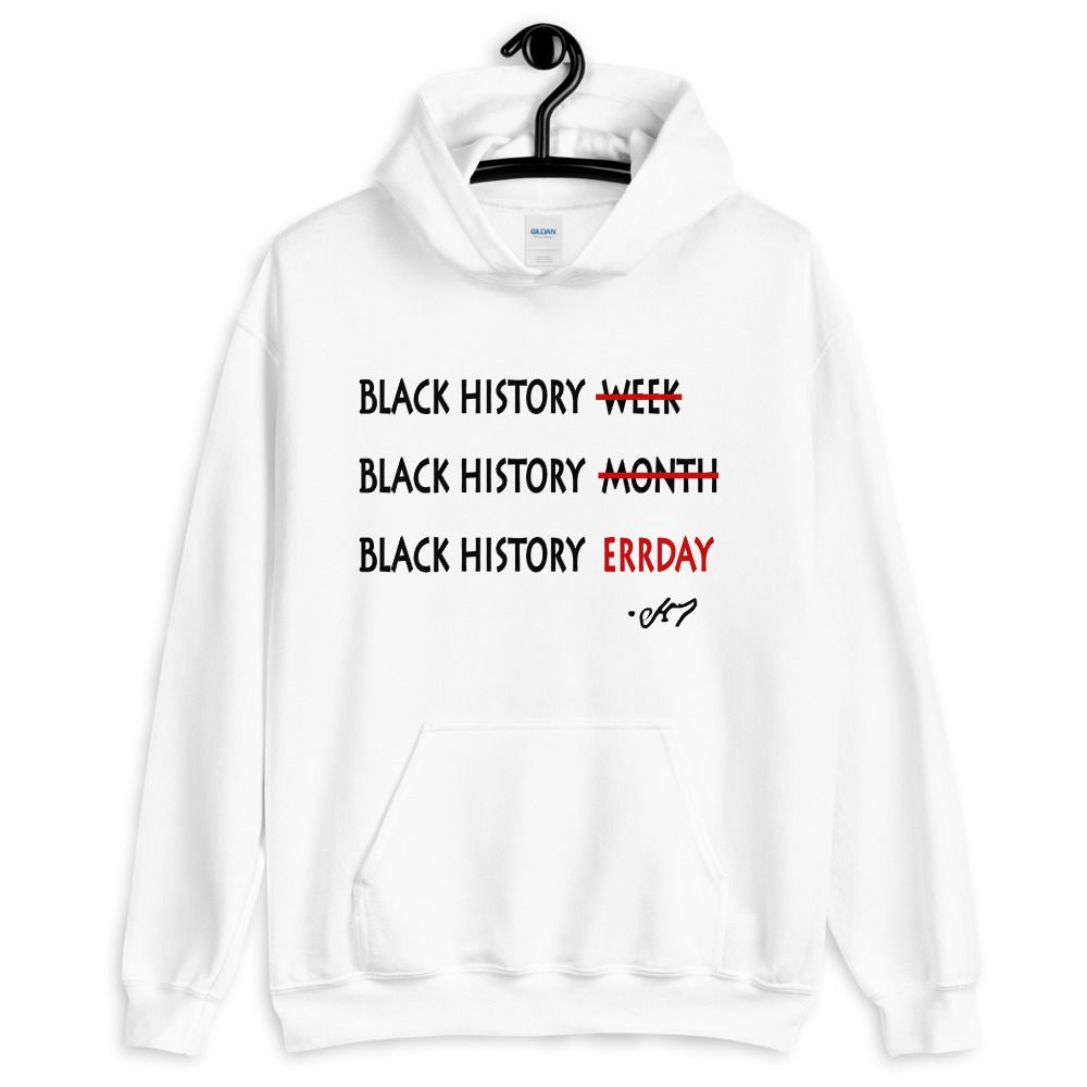 Photo of Black History Hoodie Unisex
