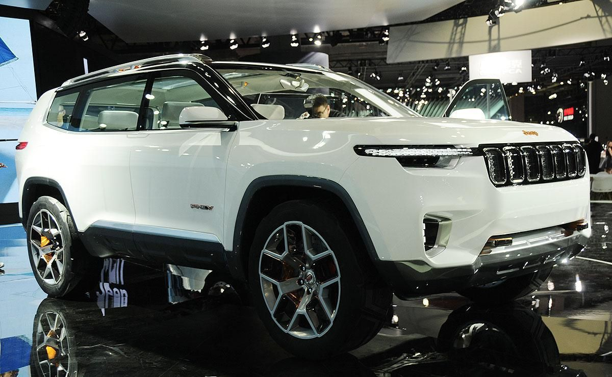 Best Jeep 7 Seater Suv Cina