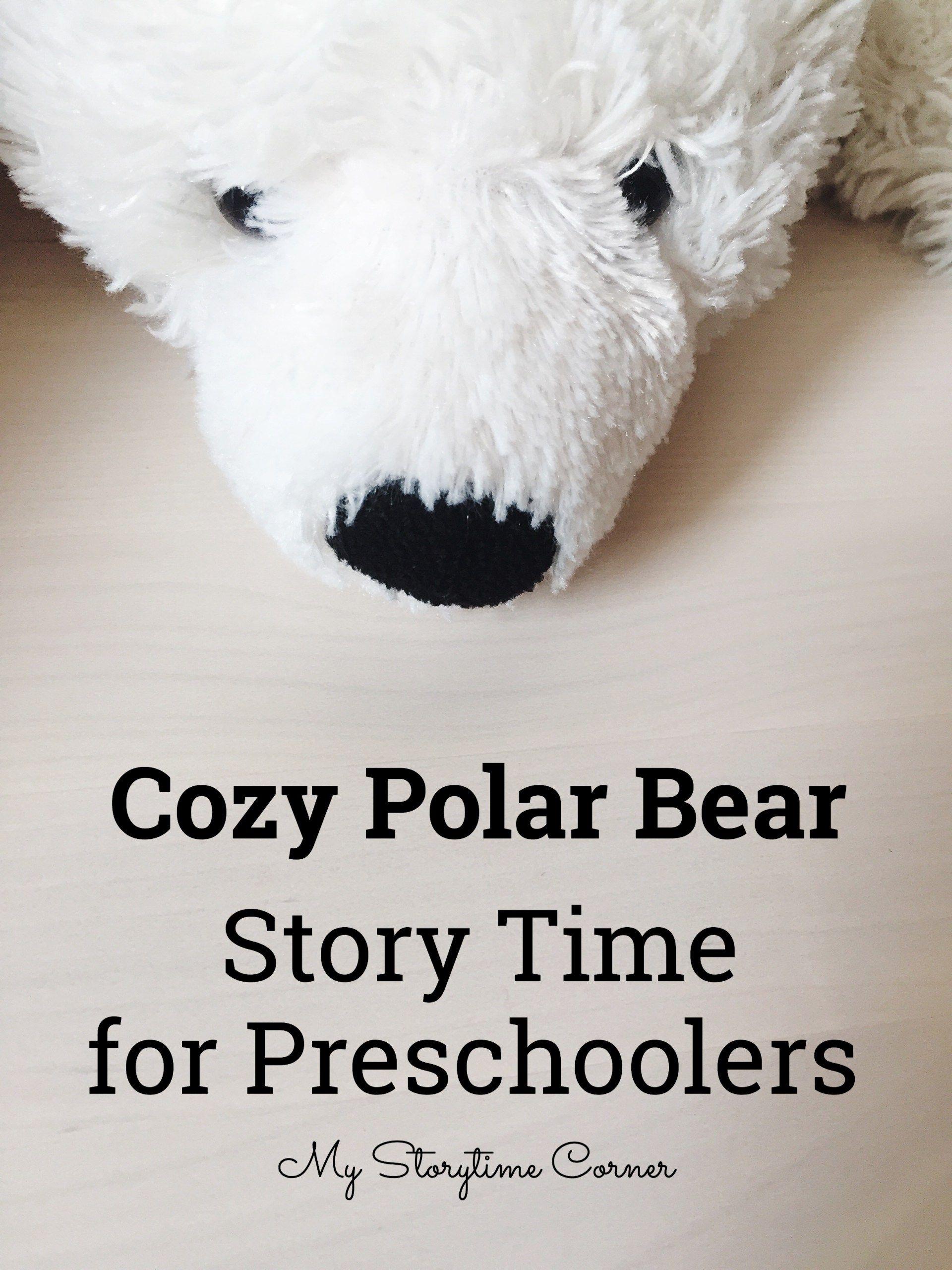 12 Incredible Children S Books About Polar Bears Amp Polar