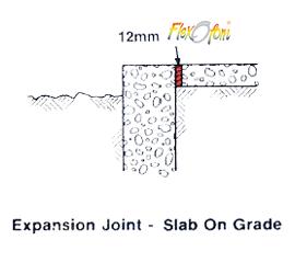Expansion Joint Slab On Grade