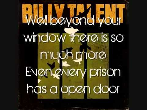 Saint Veronika - Billy Talent. Love this song
