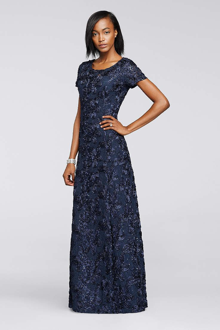 View Long Alex Evenings Dress At Davids Bridal Formal Pinterest