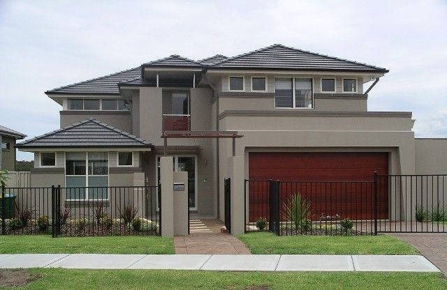 Exterior painted houses painting the outside of your for Modern house colours exterior